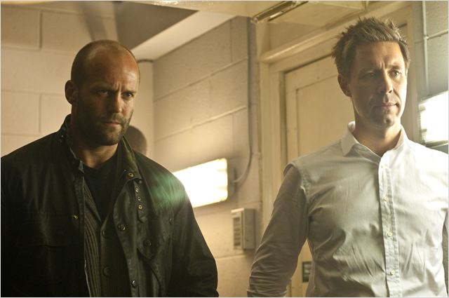 Blitz : photo Elliott Lester, Jason Statham, Paddy Considine