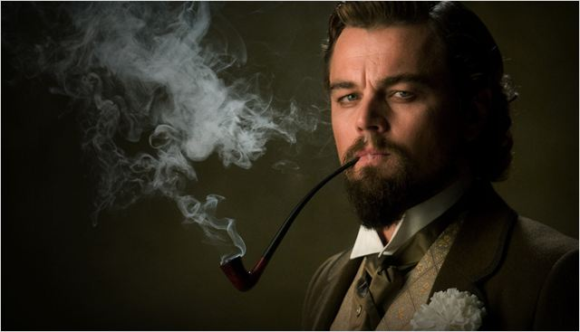 Django Unchained : photo Leonardo DiCaprio
