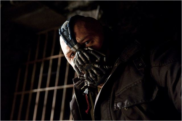 The Dark Knight Rises : photo Tom Hardy