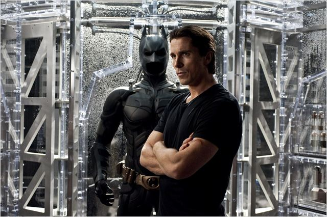 The Dark Knight Rises : photo Christian Bale