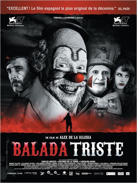 Regarder le Film Balada Triste