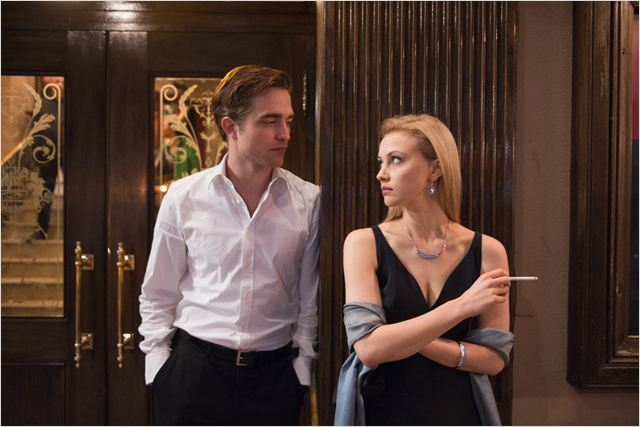Cosmopolis : photo Robert Pattinson, Sarah Gadon