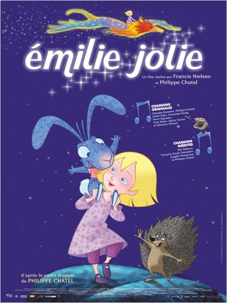 [MULTI] Emilie Jolie |FRENCH| [DVDRiP]
