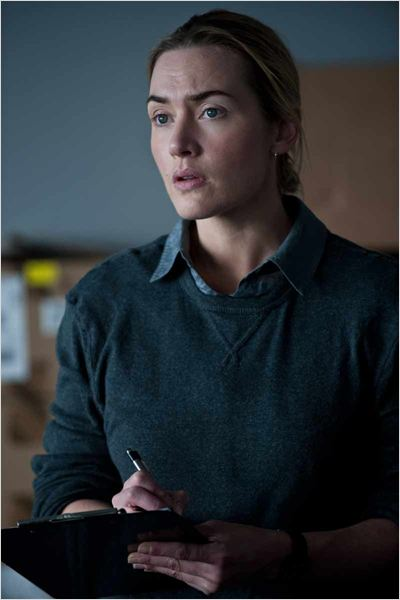 Kate Winslet dans Contagion