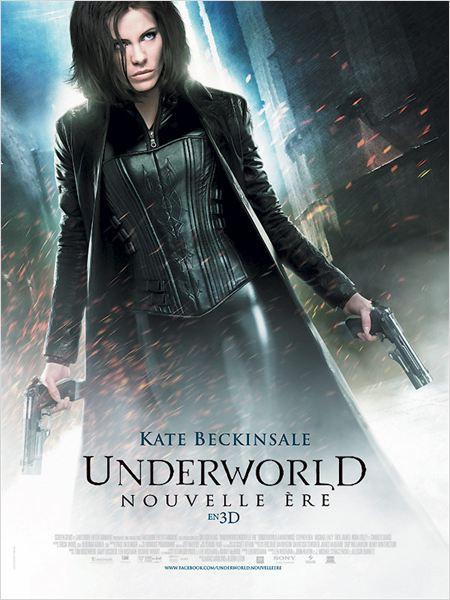 Underworld : Nouvelle re (2012)