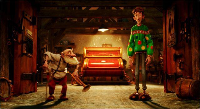 Mission : Noël Les aventures de la famille Noël : photo