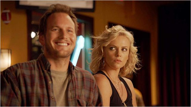 Young Adult : photo Charlize Theron, Patrick Wilson
