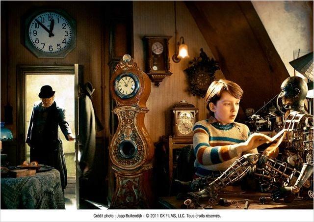 Hugo Cabret : photo Martin Scorsese