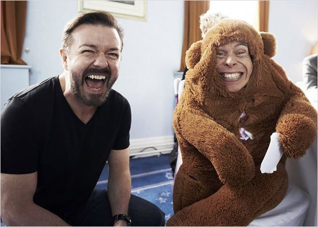 Life's Too Short : photo Ricky Gervais, Warwick Davis