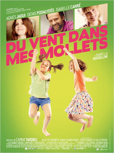 Du Vent dans mes mollets (2012) [FRENCH] [Blu-Ray 720p / 1080p]