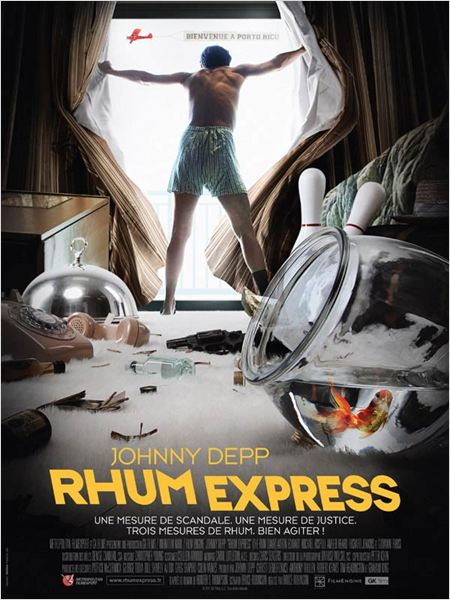 Telecharger le Film Rhum Express