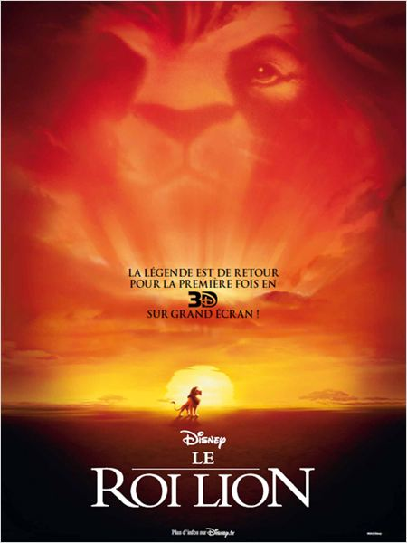 Telecharger le Film Le Roi Lion
