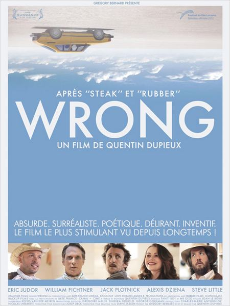 [MULTI] Wrong | French [DVDRiP]