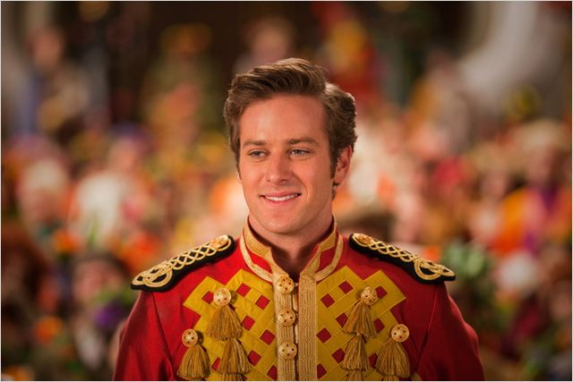 Blanche Neige : photo Armie Hammer