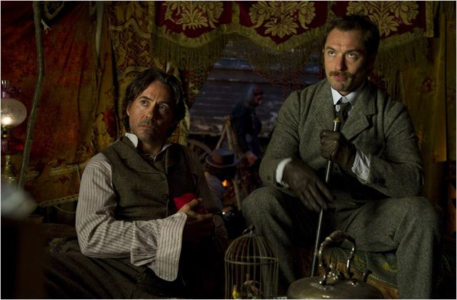 Sherlock Holmes 2 : Jeu d'ombres : photo Guy Ritchie