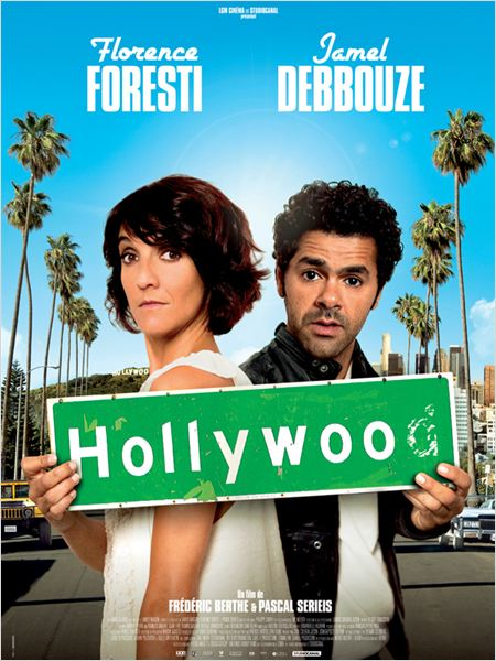 "Affiche du film ""Hollywoo"""