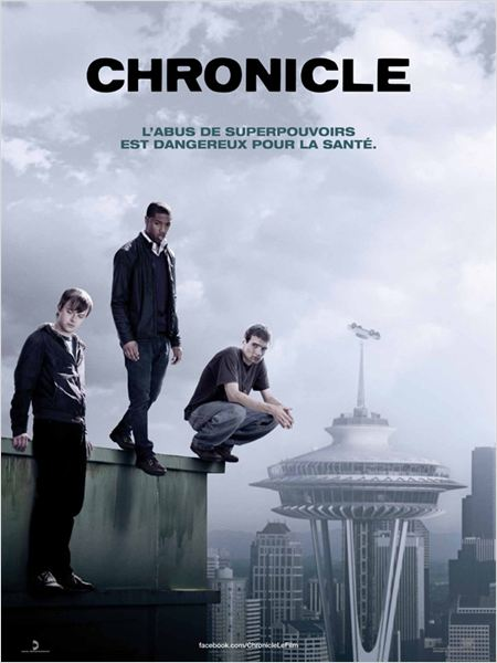 Chronicle [DVDRiP]