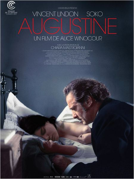 Augustine : affiche