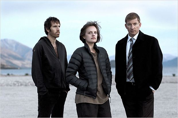 Photo David Wenham, Elisabeth Moss, Thomas M. Wright