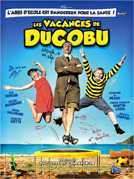 [MULTI] Les Vacances de Ducobu [FRENCH][DVDRiP]