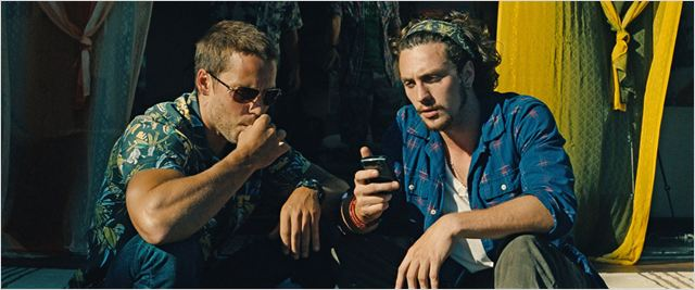 Savages : photo Aaron Taylor-Johnson, Taylor Kitsch