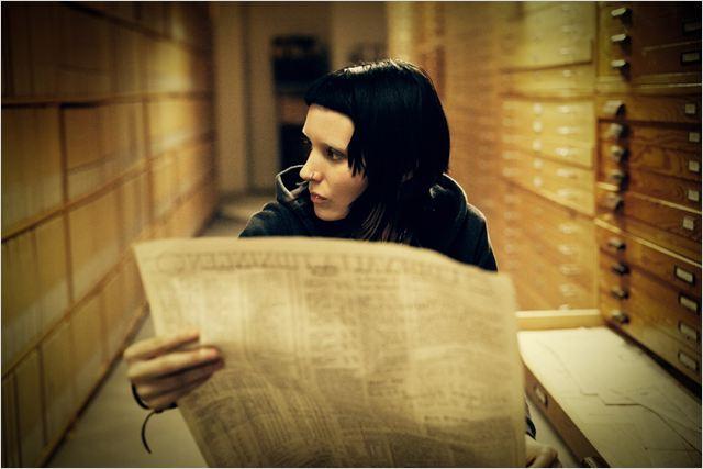 Millenium : Les hommes qui n'aimaient pas les femmes : photo David Fincher, Rooney Mara