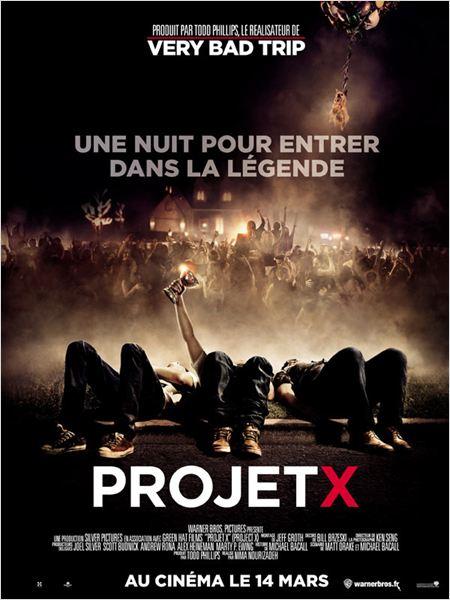 Regarder ou Telecharger le Film Projet X
