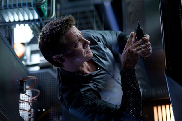 Mission : Impossible - Protocole fantôme : photo Brad Bird, Jeremy Renner