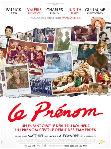 Le Prénom Streaming Film