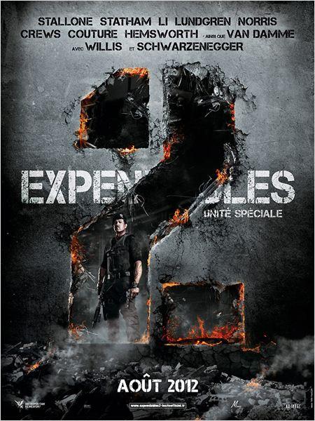 Expendables 2: unité spéciale | VOSTFR MP4 | BRRiP AC3 | MULTI