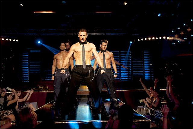 Magic Mike : photo Adam Rodriguez, Channing Tatum, Matt Bomer