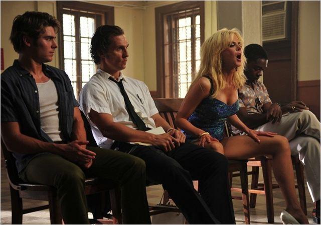 Paperboy : photo Matthew McConaughey, Nicole Kidman, Zac Efron