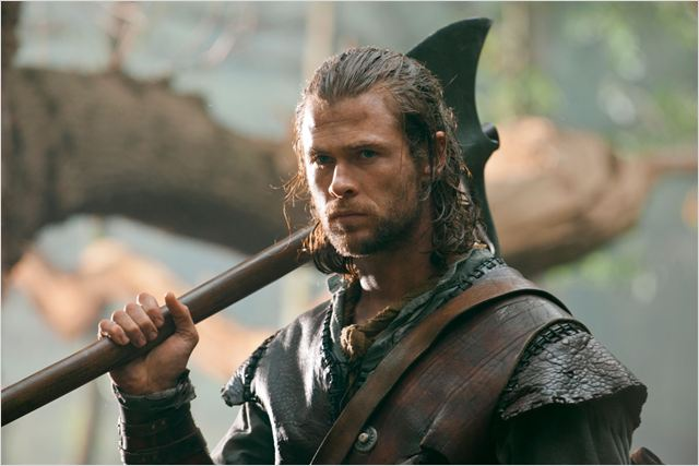 Blanche-Neige et le chasseur : photo Chris Hemsworth, Rupert Sanders