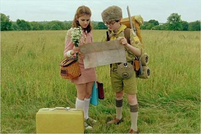 Moonrise Kingdom : photo Wes Anderson