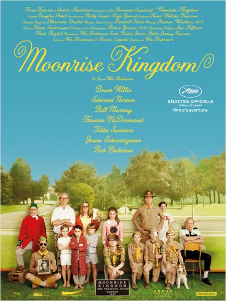 Telecharger le Film Moonrise Kingdom