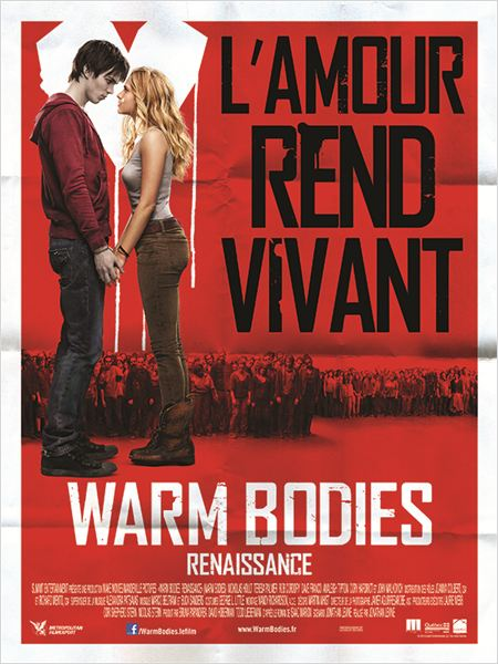film Warm Bodies streaming