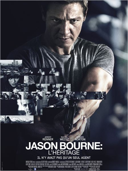 Jason Bourne : l'héritage (2012) 1CD [FRENCH] [BRRIP]