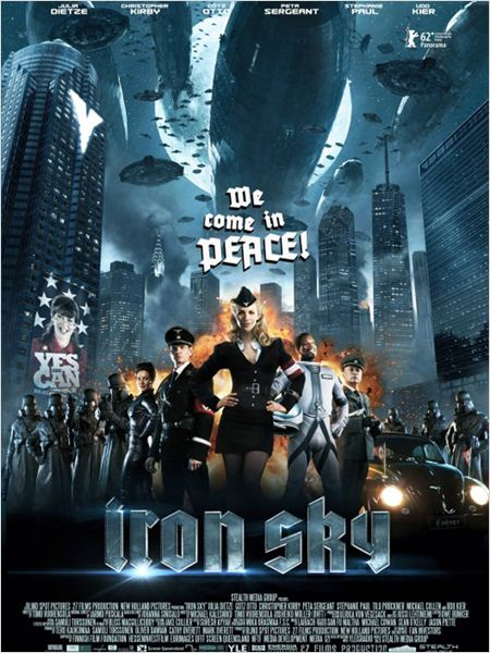 Iron Sky streaming vf