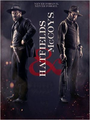 affiche Hatfields and McCoys