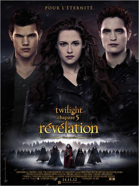 [MULTI] Twilight - Chapitre 5 : R�v�lation 2e partie [DVDRiP]