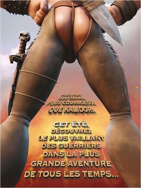 Ronal le Barbare | Multi | DVDRIP