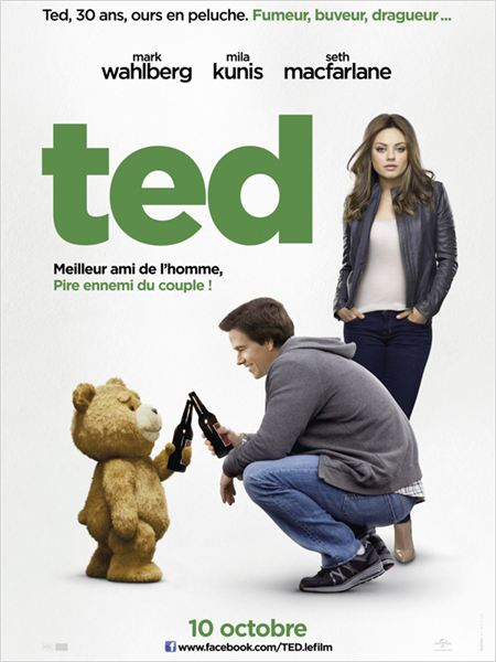Ted (2012) [TRUEFRENCH] [BDRiP] [MULTI]
