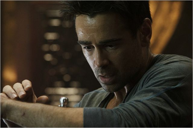 Total Recall Mmoires Programmes : photo Colin Farrell