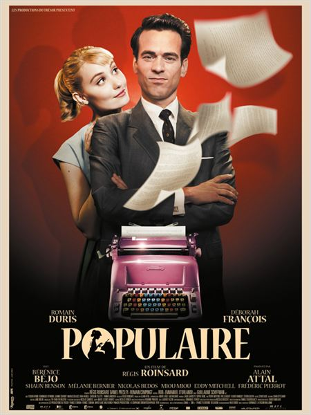 Populaire (2012) [PAL] [FRENCH DVDR] [MULTI]