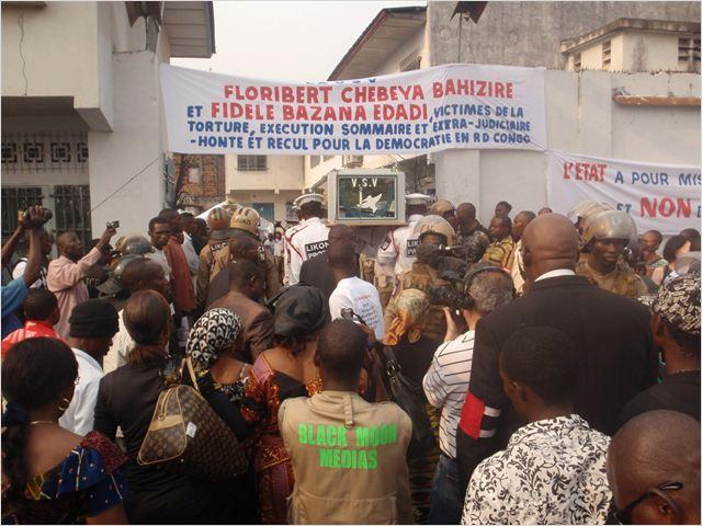 L'Affaire Chebeya - Un Crime d'Etat ? : photo