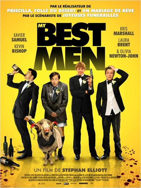 My Best Men : affiche