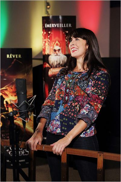 Les cinq lgendes nolwenn leroy en promo 