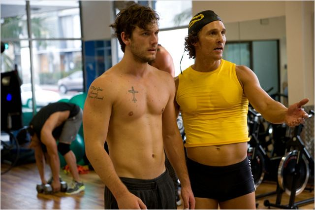 Magic Mike : photo Alex Pettyfer, Matthew McConaughey