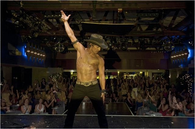 Magic Mike : photo Matthew McConaughey