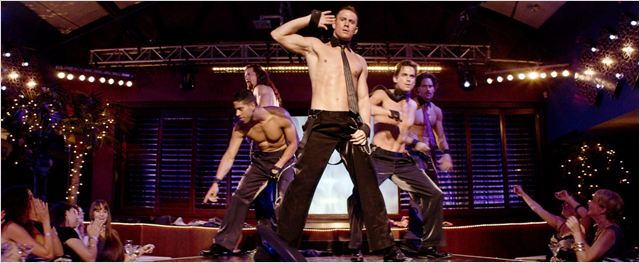 Magic Mike : photo Adam Rodriguez, Channing Tatum, Joe Manganiello, Matt Bomer